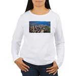 Greater Quebec Area Women's Long Sleeve T-Shirt