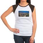 Greater Quebec Area Women's Cap Sleeve T-Shirt