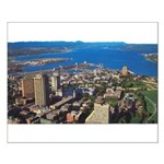 Greater Quebec Area Small Poster