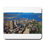 Greater Quebec Area Mousepad