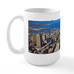 Greater Quebec Area Large Mug