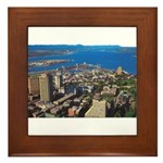 Greater Quebec Area Framed Tile
