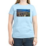 Greater Quebec Area with Sign Women's Light T-Shir