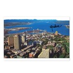 Greater Quebec Area with Sign Postcards (Package o