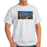 Greater Quebec Area with Sign Light T-Shirt