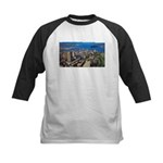 Greater Quebec Area with Sign Kids Baseball Jersey