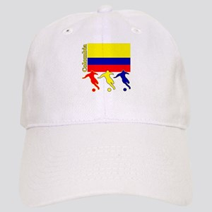 Colombia Soccer Cap