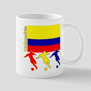Colombia Soccer Mug