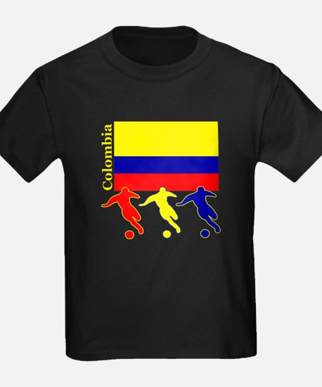 Colombia Soccer T