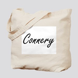 Connery surname artistic design Tote Bag
