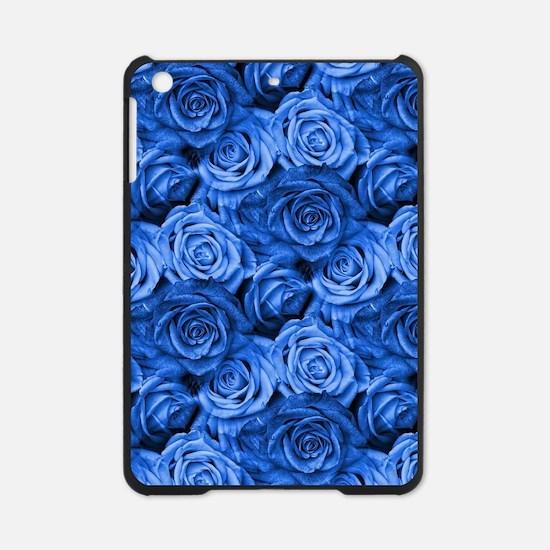 Blue Roses iPad Mini Case