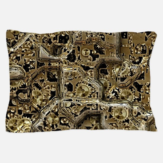 Insinde the Machine Pillow Case