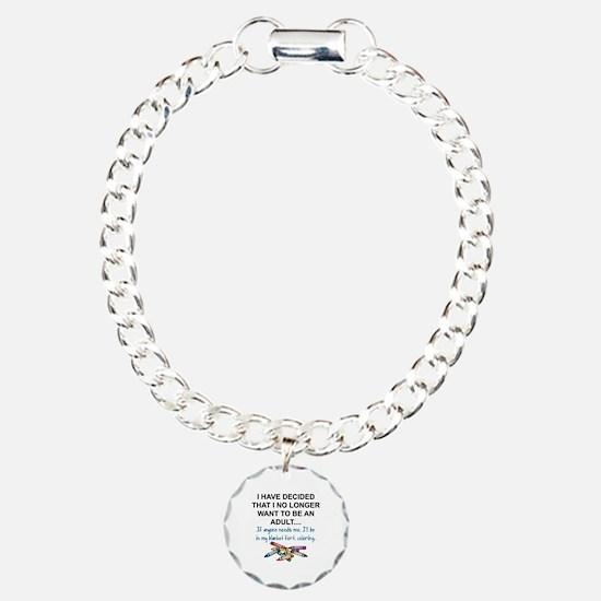 COLORING - I HAVE DECIDE Bracelet