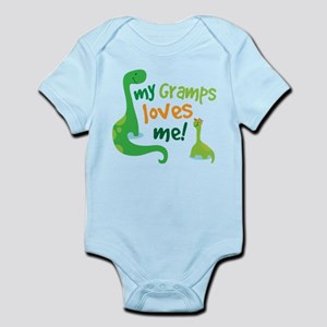 Gramps Loves Me Infant Bodysuit