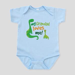 Grandad Loves Me Infant Bodysuit