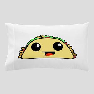 Cute Kawaii Taco Pillow Case