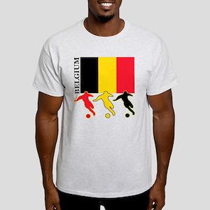 Belgium Soccer Light T-Shirt
