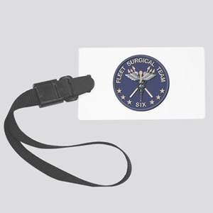 Fleet Surgical Team Six Without Large Luggage Tag