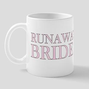 Runaway Bride Mug