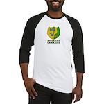 Brisbane Canaries Logo Baseball Jersey