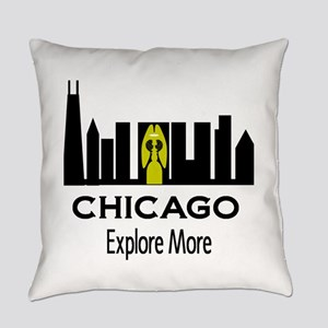 Explore More Chicago Everyday Pillow