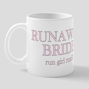 Runaway Bride Run Girl Run Mug