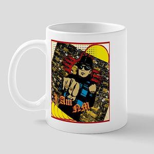 I Am Nm-Male Mugs