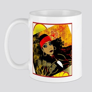 I Am Nm- Female Mugs