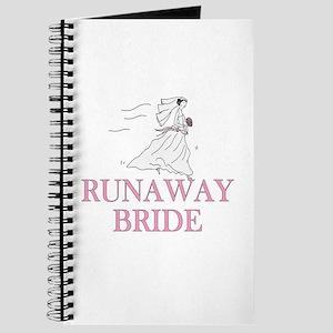 Runaway Bride Too Journal