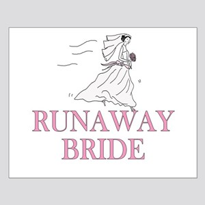 Runaway Bride Too Small Poster