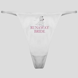 Runaway Bride Too Classic Thong