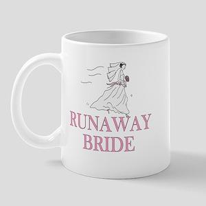 Runaway Bride Too Mug