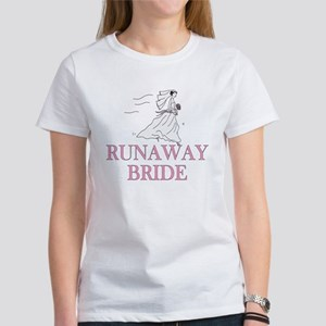 Runaway Bride Too Women's T-Shirt