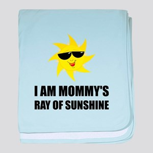 Mommys Sunshine baby blanket