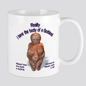 Large Willendorf Venus Mugs