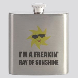 Ray Of Sunshine Flask