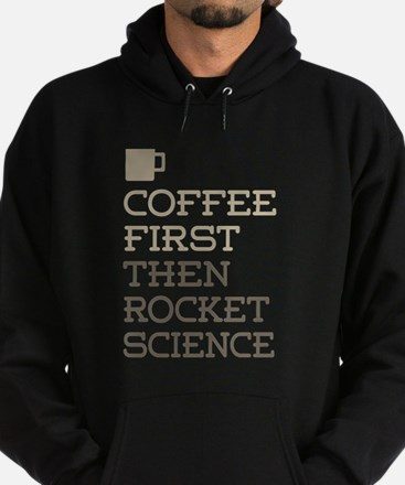Rocket Science Hoodie (dark)