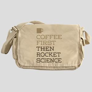 Rocket Science Messenger Bag