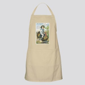 Thanksgiving Day One Store BBQ Apron