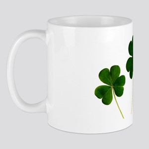 Lucky Shamrocks  Mug