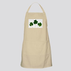 Lucky Shamrocks Apron
