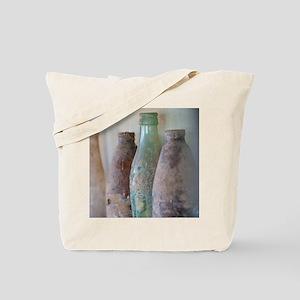 Antique Bottles Tote Bag