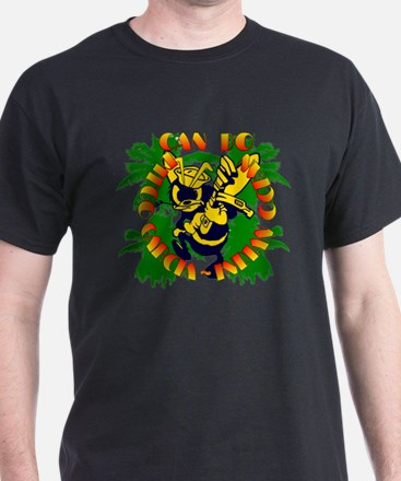 DGIO-4palms-SEABEE-TRANS.png T-Shirt