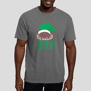 Daddys Little Elf Christmas Xmas T-Shirt