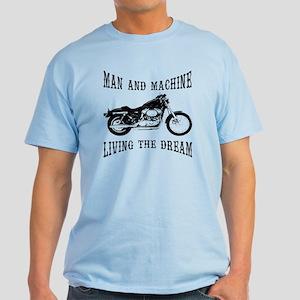 Man & Machine Light T-Shirt