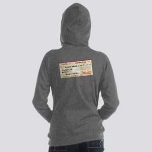 Paid in Full Women's Hooded Sweatshirt