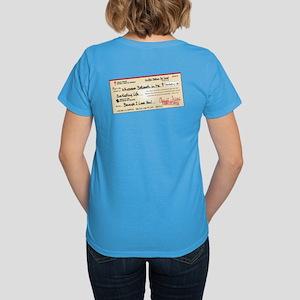 Paid in Full Women's Dark T-Shirt