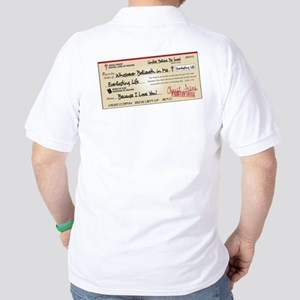 Paid in Full Golf Shirt