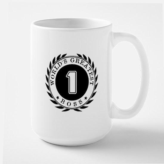 World's Greatest Boss Mugs