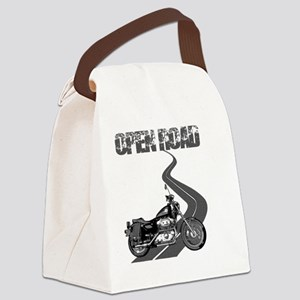Open Road Canvas Lunch Bag